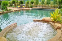 Island Leisure Resort Pool and Spa